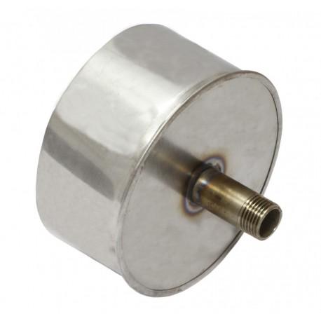 Заглушка с конденсатотводом