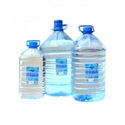 Вода дистиллированная ТЕПЛОВОЗ