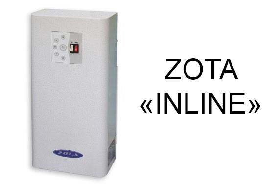 """ZOTA """"INLINE"""""""